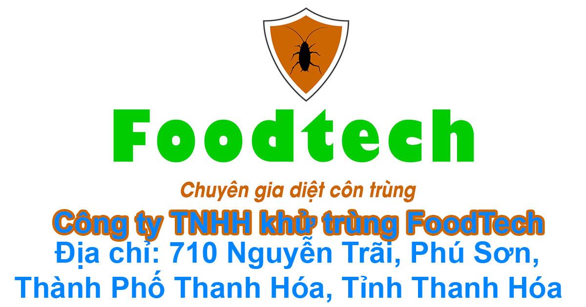 Dịch vụ diệt côn trùng FoodTech