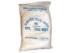 Thuốc bột trừ mối nền móng PMS 100